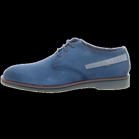 Schnürschuhe - Bugatti - Melchiore - blue