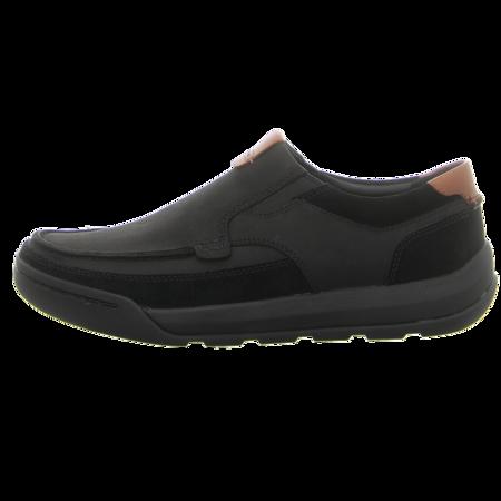Slipper - Clarks - Ashcombe Slip - black
