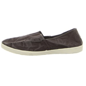 Slipper - Natural World - negro enz