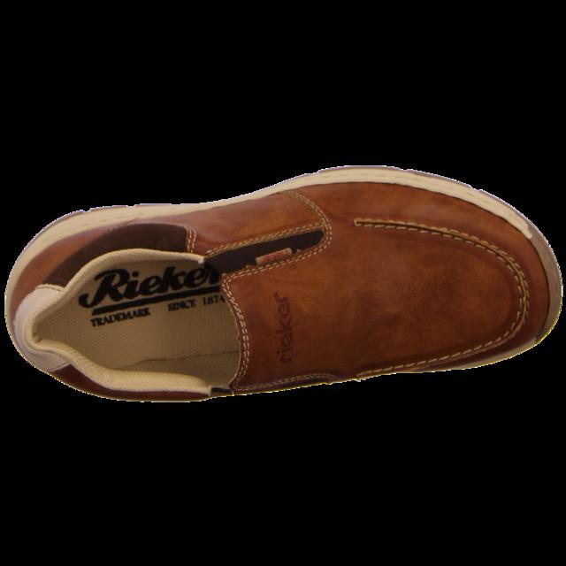 Rieker - 15260-24 - 15260-24 - braun - Slipper