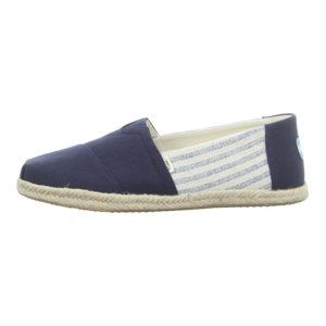 Slipper - TOMS - Classic - navy ivy league