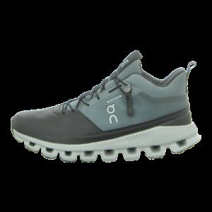 Sneaker - ON - Cloud Hi Waterproof - rock / magnet