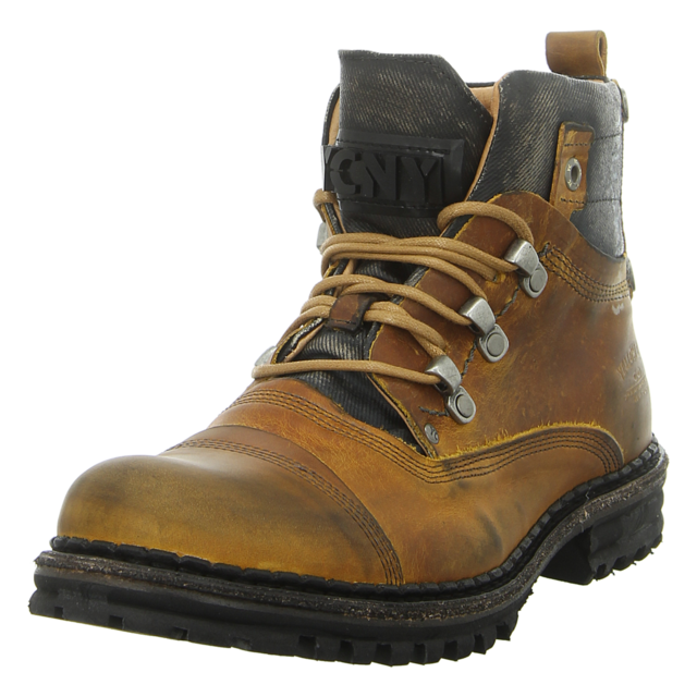 Yellow Cab - Y15473 YELLOW - Sergeant 1-a - yellow - Stiefeletten
