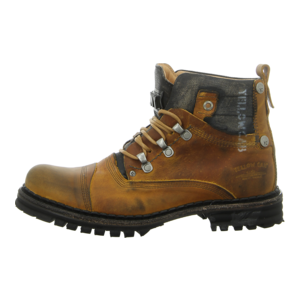 Stiefeletten - Yellow Cab - Sergeant 1-a - yellow