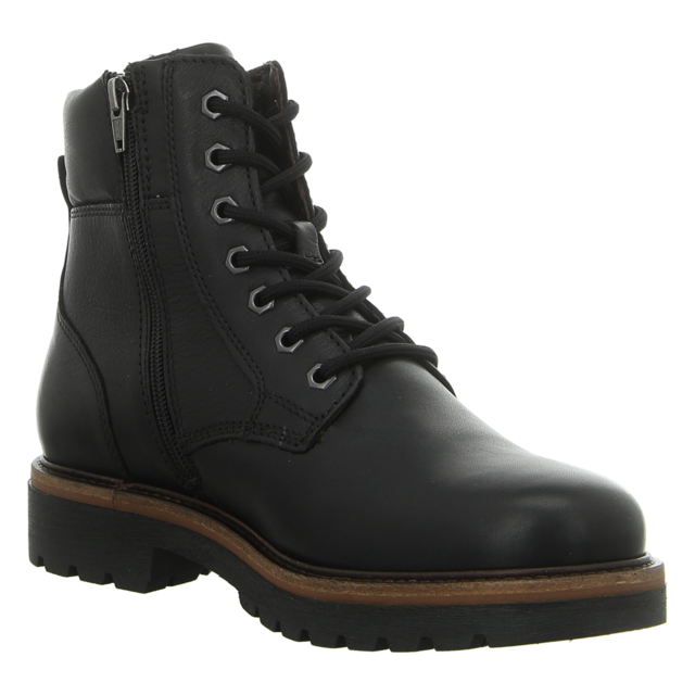 camel active - 503.16.11 - Canberra 16 - black - Stiefeletten