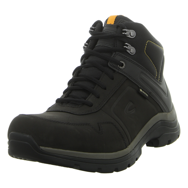 camel active - 532.12.11 - Savage GTX 12 - black - Stiefeletten