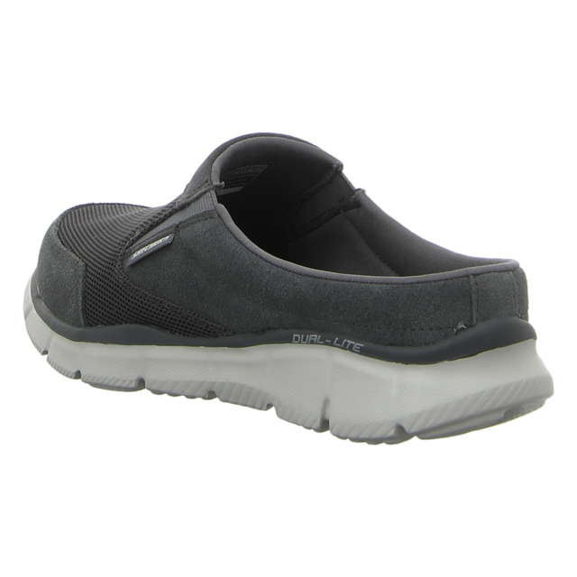Skechers - 51519 CHAR - Equalizer-Coast to Coast - charcoal - Pantoletten
