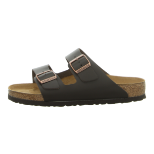 Pantoletten - Birkenstock - Arizona BS - dark brown