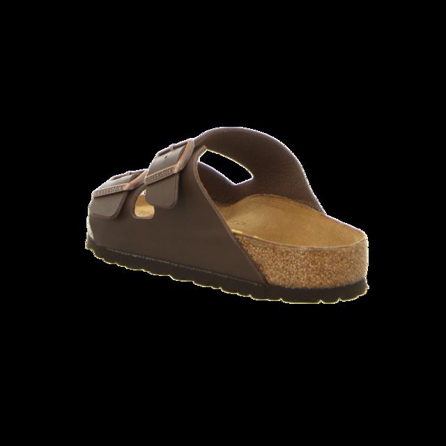 Birkenstock - 051701 - Arizona - dark brown - Pantoletten