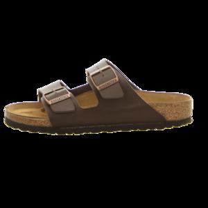 Pantoletten - Birkenstock - Arizona BS - dark brown