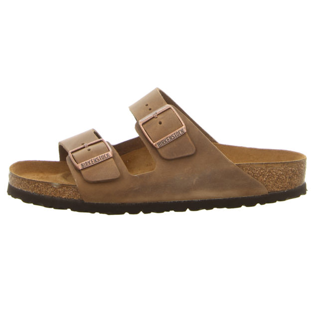 Birkenstock Schuhe Pantolette Arizona 352201 tabacco brown braun NEU