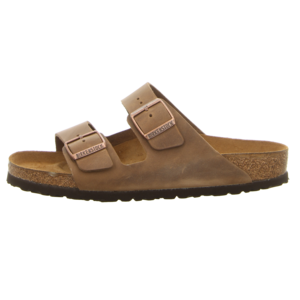 Pantoletten - Birkenstock - Arizona - tabacco brown