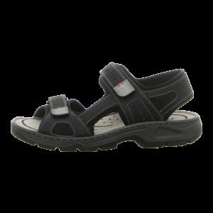 Sandalen - Rieker - schwarz