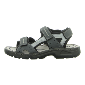 Sandalen - Rieker - grau