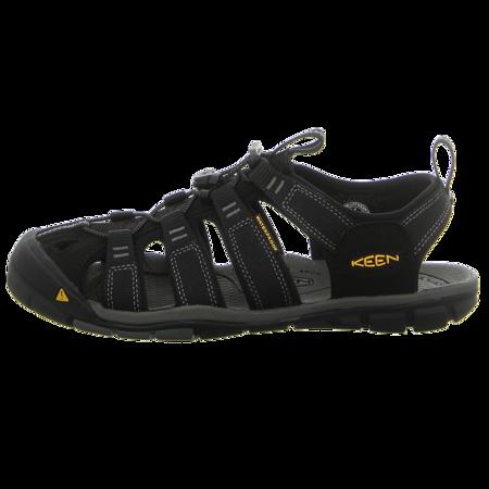 Sandalen - Keen - Clearwater CNX - black/gargoyle