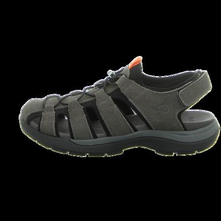 Sandalen - camel active - Explorer 12 - dk.grey/black