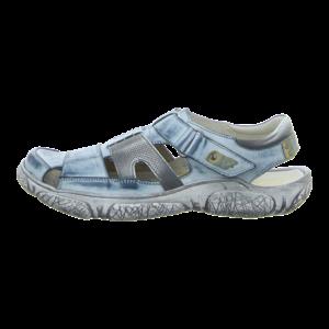 Sandalen - Krisbut - blau
