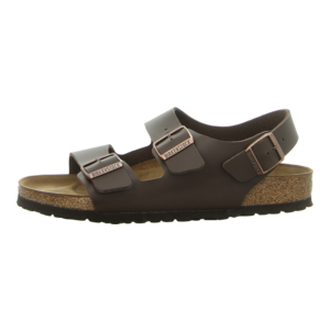 Sandalen - Birkenstock - Milano BS - dark brown