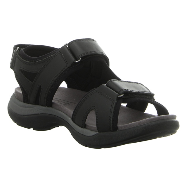 camel active - 540.11.05 - Explorer 11 - black - Sandalen