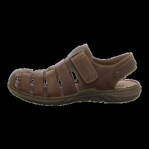 Sandalen - Rieker - braun