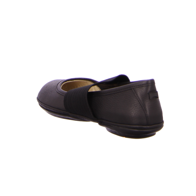 Camper - 21595-018 - Right Nina - black - Ballerinas