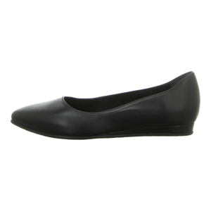 Ballerinas - Tamaris - black leather