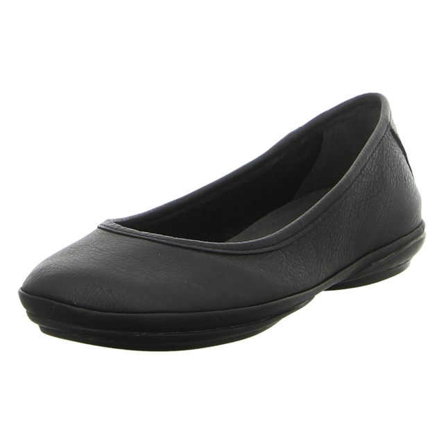 Camper - K200387-004 - Right Nina - black - Ballerinas