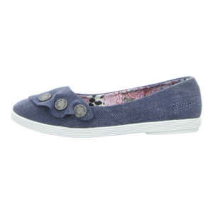 Ballerinas - Blowfish - Tucia - blue hipster