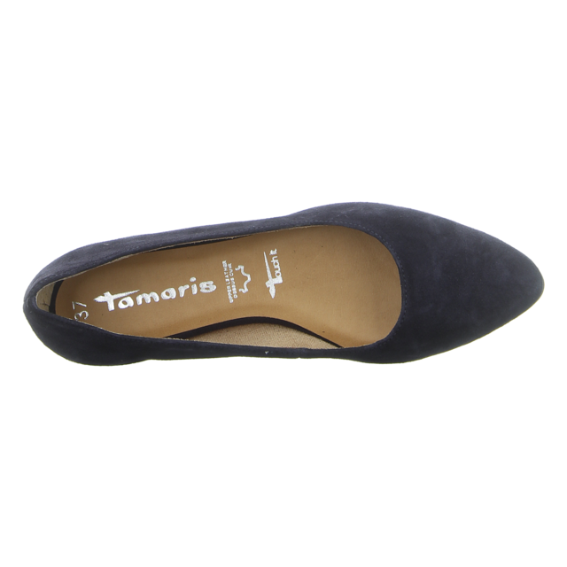 Tamaris - 1-1-22118-24-805 - 1-1-22118-24-805 - navy - Pumps