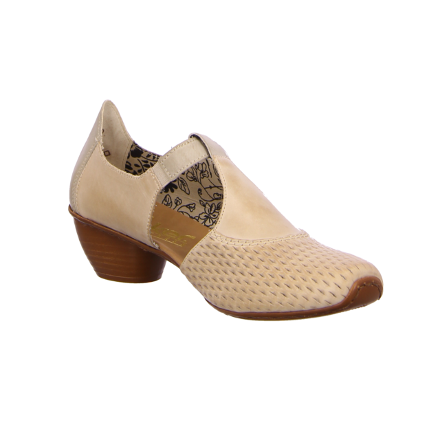 Rieker Damen Pumps in beige | Schuhfachmann TDtCh