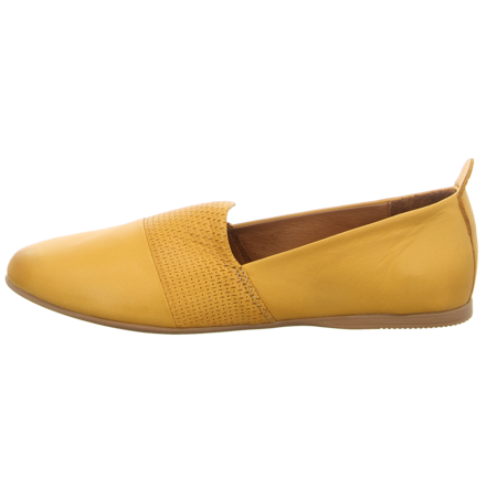 Slipper - MACA Kitzbühel - yellow