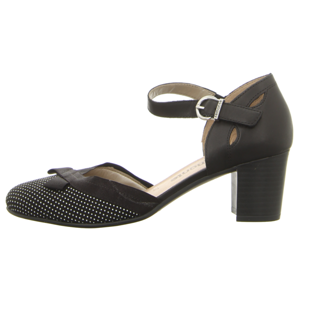 Remonte - D0808-02 - D0808-02 - schwarz kombi - Pumps