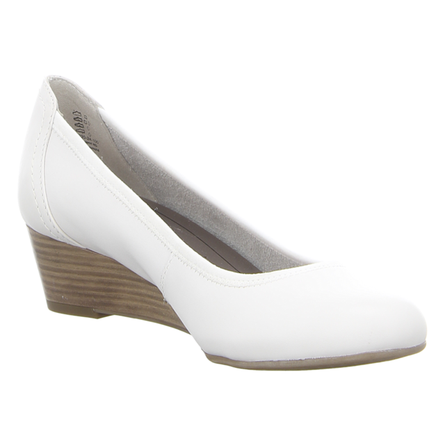 Tamaris - 1-1-22320-26-100 - 1-1-22320-26-100 - white - Pumps