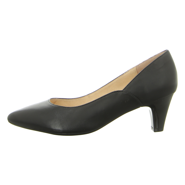 Caprice - 9-9-22401-22-022 - 9-9-22401-22-022 - black nappa - Pumps