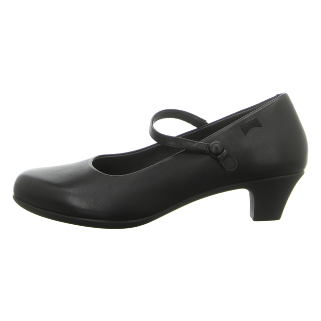 Camper - 20202-088 - Helena Bajo - black - Pumps