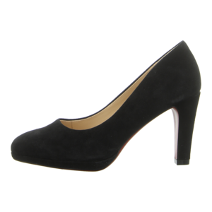 Pumps - Caprice - black suede