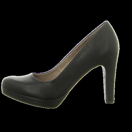 High Heels - Tamaris - black matt