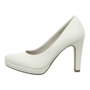 High Heels - Tamaris - white matt