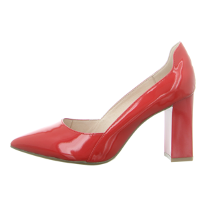 Pumps - Caprice - red patent