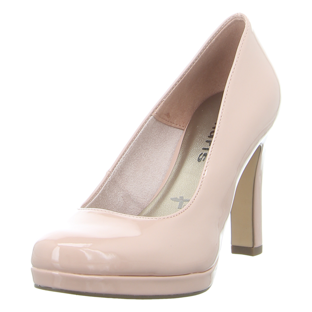 TAMARIS - 1-1-22426-22-575 - 1-1-22426-22-575 - rose patent - High Heels