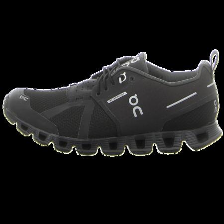 Sneaker - ON - Cloud Waterproof - black / lunar