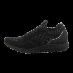 Sneaker - Tamaris - black/dk.grey