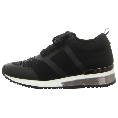 Sneaker - La Strada - black lycra