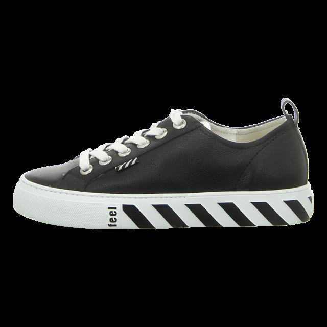 Paul Green Damen Sneaker in schwarz   Schuhfachmann