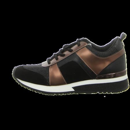 Sneaker - La Strada - micro black bronze metallic