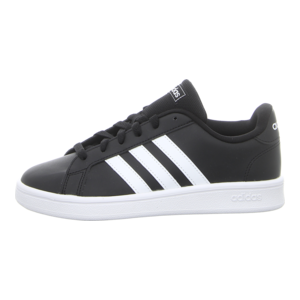 Sneaker - Adidas - Grand Court Base - cblack/ftwwht/ftwwht