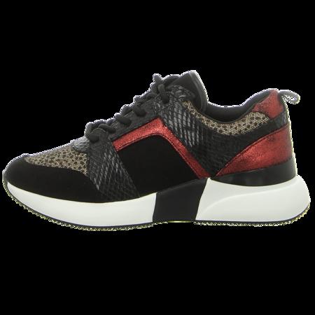 Sneaker - La Strada - cheetah gliter/multi