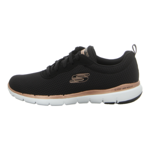 Sneaker - Skechers - Flex Appeal 3.0-First Insight - black/rose gold