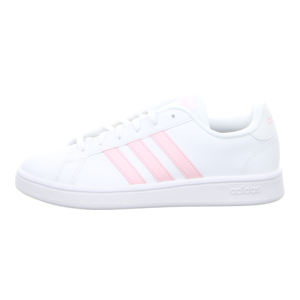 Sneaker - Adidas - Grand Court Base - ftwwht/clpink/ftwwht