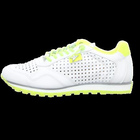 Sneaker - Cetti - sweet white-yellow